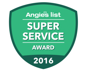 Complete Air Angie's List Award 2016